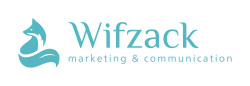 Wifzack Marketing and Communication Logo